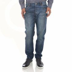Dirk Bikkembergs Jeans Liquidation SALE - Men's  Jeans