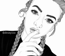 Inspiring image amazing, cute, drawing, girl, grunge, outline, outlines, summer #3305203 by winterkiss - Resolution 540x540px - Find the image to your taste