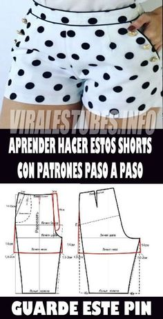 Commuter Tutorial and Ideas Dress Sewing Patterns, Sewing Patterns Free, Clothing Patterns, Diy Fashion, Ideias Fashion, Sewing Collars, Sewing Shorts, Kids Frocks Design, Diy Vetement