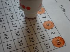 """this website had some good ideas on how to teach """"skip counting""""; this is the next thing Allen and I are going to work on :) Skip Counting Activities, Counting By 2, Math Activities, Math Games, Math Classroom, Kindergarten Math, Teaching Math, Teaching Ideas, Classroom Ideas"""