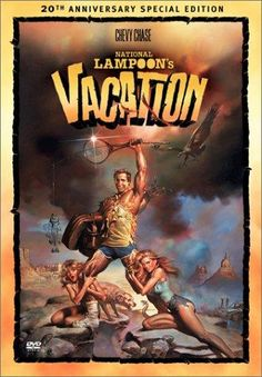 NATIONAL LAMPOON'S VACATION; Directed by Harold Ramis.  With Chevy Chase, Beverly D'Angelo, Imogene Coca, Randy Quaid. The Griswold family's cross-country drive to the Walley World theme park proves to be much more arduous than they ever anticipated.