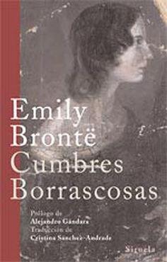 Cumbres borrascosas de Emily Bronte