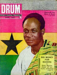 Apartheid Exposed in Drum Magazine - Slide Show - NYTimes.com - Kwame Nkrumah ...