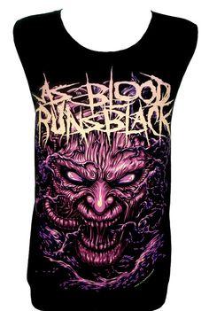 As Blood Runs Black T Shirt Tank Top Singlet Vest par TheRockShirts Tank Top Shirt, Tank Tops, T Shirt, Band Merch, Printed Shirts, Tattoo Designs, My Style, Roots, Blood