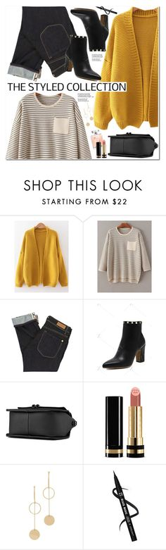 """""""The Styled Collection"""" by oshint ❤ liked on Polyvore featuring Paul by Paul Smith, Gucci and Cloverpost"""