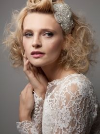 Starling Headband | Dee Dee Bridal | Handmade vintage inspired bridal veils, bridal headdresses & bridal accesssories Xx