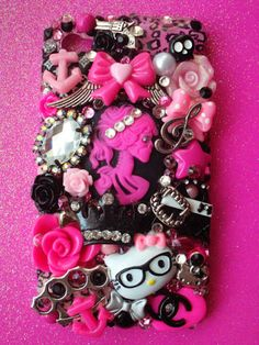 Phone case-a little goth but ya know...