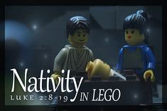 LEGO Nativity (Christmas Animation)