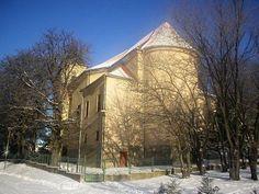 Kostol z iného pohľadu. Snow, Outdoor, Outdoors, Outdoor Games, Outdoor Life, Human Eye