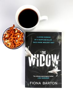 Our top read for the week is The Widow