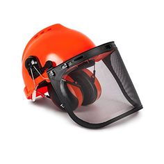 4e6093f30715b TR Industrial Forestry Safety Helmet and Hearing Protection System provide  dynamic protection work situation chainsaw