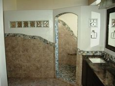 """Bathroom """"Walk In"""" """"onyx Shower"""" Design, Pictures, Remodel, Decor and Ideas - page 157"""