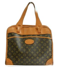 65a14e69c9e4 Louis Vuitton The French Company Carry On Monogram Canvas Tote Bag