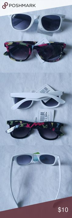 Two pairs of sunglasses My pictures are my description   Please feel free to contact me with any questions, concerns or additional pics   Items are shipped Mondays, Wednesdays and Fridays   Thanks for stopping by FGX International Accessories Sunglasses