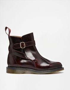 Dr Martens Kensington Teresa Jodhpur Ankle Boots#Englishstyle#classy