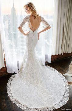 100 Open Back Wedding Dresses with Beautiful Details 378ee511da7