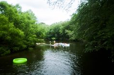 {Halcyon Yeah!: River Kings} Edisto River
