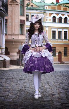 ♥ ロリータ, Sweet Lolita, Lolita, Loli, Pastel, Victorian, Rococo ♥