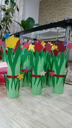 Easy Crafts, Diy And Crafts, Arts And Crafts, Paper Crafts, Art Projects, Projects To Try, Spring Crafts For Kids, Daycare Crafts, Types Of Craft