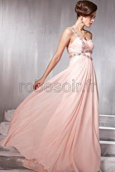 une épaule, asymétrique, robe de soirée longue rose, robe de cérémonie sexy, robe de bal  http://www.robesoir.fr/toutes-les-robes-de-longues/209-vancouver-longueur-au-sol-une-epaule-rose-chiffon-line-a-robes-de-soiree-longue-robes-de-ceremonie-robes-de-cocktail-concours-de-beaute-les-invites-au-mariage-chic.html#