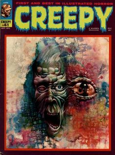 Cover for Creepy (1964 series) #41