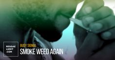 With a positive feedback on his Hip-Hop attempt about a week ago, Busy Signal keeps the momentum going with another music video. Busy Signal, About A Week Ago, Smoke Weed, Reggae, Music Videos, Hip Hop, Positivity, Business, Hiphop