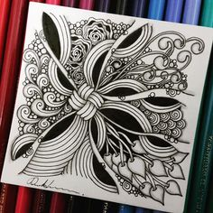 Zentangle 012917. All artworks are from Rebecca Kuan - @rebeccasecretbox Welcome to visit my FB Page: http://www.facebook.com/Rebecca.Zentanglebox/ #zentangle #zendoodle #doodle #doodleart #draw #drawing #tangle #art #sketch #artwork #zentangleart #zentangleinspiration #learnzentangle #zenart #hearttangles