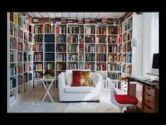 Mmmm, books