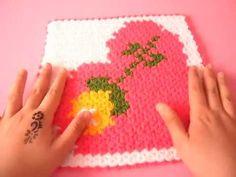 Crochet Videos, Coin Purse, Napkins, Purses, Youtube, Hanging Hearts, Flowers, Handbags, Towels