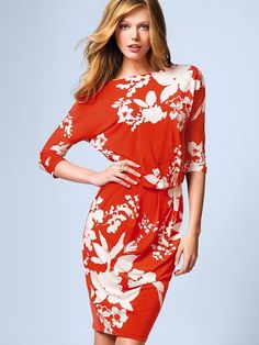 Boatneck Crossback Dress - Victoria's Secret