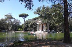 Se perdre dans le parc de la Villa Borghese, Rome, Italie https://www.bubble-globe.fr/experience/1243-villa-borghese-le-parc-de-rome