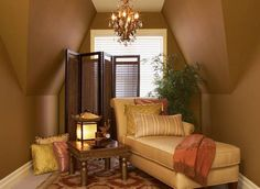 gold living rooms | Brown Gold Living Room : The Best Living Room Paint Color Ideas with ...