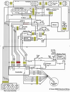 Download: Schwinn s180 electric scooter wiring diagram at