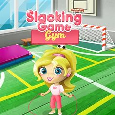 Slacking Gym is a free Games For Girls. You can play the game on smartphone and tablet (iPhone, iPad, Samsung, Android devices and Windows Phone)