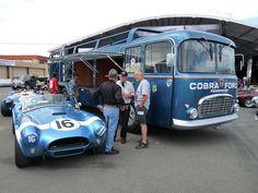 cobra and transporter