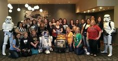 Vanessa Marshall from Star Wars Rebels Interview #StarWarsRebelsEvent - My Boys and Their Toys
