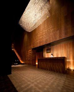 Edge Hotel Lobby.