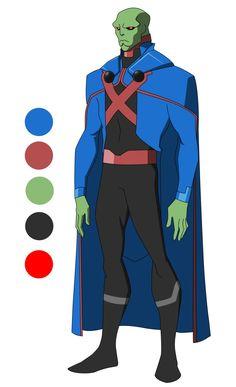 Batgirl, Catwoman, Supergirl, Lady Shiva, Nightwing And Starfire, Man Hunter, Martian Manhunter, Batman Beyond, Dc Comics Art
