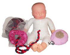 Cloth model midwifery $85