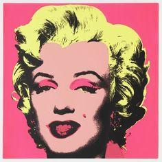 Andy Warhol. Marilyn Monroe (Marilyn). 1967