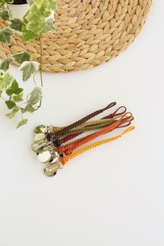 Braided pacifier clips are one of the most popular baby essentials at the moment. They are lightweight and can be used from early days, they are soft to the touch and super flexible. Hand-Braided from cotton t-shirt yarn, attached to metal clip (free of nickel and lead) using non-toxic glue. Pacifier Clips, Pacifier Holder, Clip Free, Nature Collection, T Shirt Yarn, Baby Essentials, Cool Toys, Baby Items, Baby Boy
