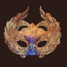 Another beautiful mask