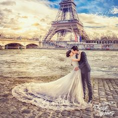 Stunning #Paris #prewedding session by #Photold Studio