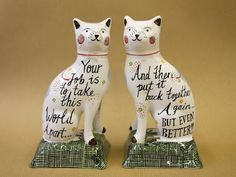 There's some new cats in town !!! by Rob Ryan