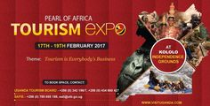 The Pearl of Africa Tourism Expo set for February 2017. visit http://primateworldsafaris.com/pearl-of-africa-tourism-expo/ for more details