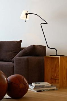 Elane Table by serien.lighting #Design #Lighting #Interior #Productdesign #Lamps