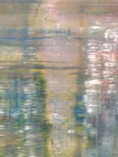 Gerhard Richter, the six cage paintings