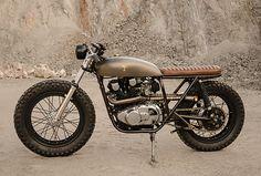 '78 Suzuki GS400 – Vida Bandida Motocicletas  |  Pipeburn.com