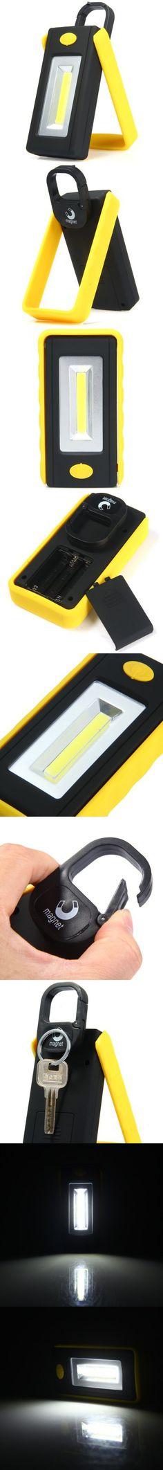 LED Flashlights | COB Emergency LED Flashlight