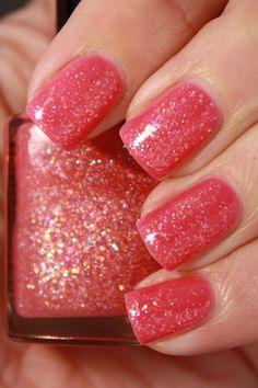 Glitter Me Pink